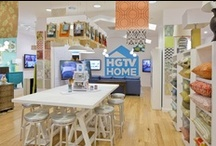 HGTV HOME Pop-Up Showroom / Stop by the HGTV HOME Pop-Up Showroom and check out smart, stylish products from the experts at HGTV. #HGTVHOME / by HGTV HOME