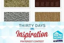 30 Days of Flooring - HGTV HOME by Shaw / by HGTV HOME