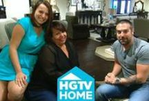 Shop The Project: The Cousins and Ellen Give Susie a New Home / See and shop the HGTV HOME Furniture, Paint and Accessories featured in Susie's home makeover, featured on The Ellen Show and designed by HGTV's Kitchen Cousins.  / by HGTV HOME