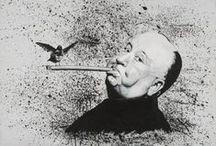 Hitchcock...pure genius / by Ellora (Ellie Cole) Golightly