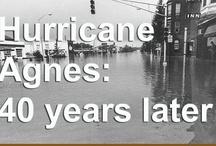 History - Hurricane Agnes - Kingston - Wilkes Barre (1972) / by iEllen