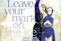 Meryl Davis and Charlie White / by Katelyn Peterson