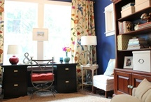 Curtains, Upholstery, Fabrics / by Valley High