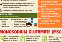 GMOs and other crappy stuff to avoid in food / What's REALLY in our food??!!!! / by Divine Ms D