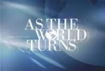 ❥As The World Turns❥ / My favorite soap,about the life in Oakedale. I followed them over 20 years.....I miss it / by Ans Kikken