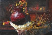Still Life paintings / Art of a master / by J.Keith Zudell Fine Art