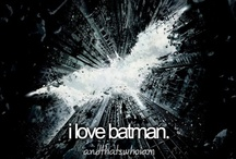 BATMAN ROCKS!!! / Batman has proved time and time again that you don't need superpowers to be a hero. He is a true inspiration for kids and adults alike. / by Kate The Batgirl