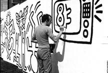 Graffiti / Urban art / by Aart Holland