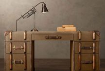Dressers, desks, cabinets / by Ronnie Dee
