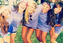 Sisterhood / by The Sorority Secrets