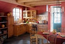 Kitchens and Dining Rooms / by Traci Buchanan