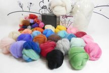{i needle felt that! [learn // buy]} / Tutorials, how-to videos and articles, blogs, products, and books--all about needle felting!  / by Erin O'Shea