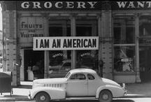 America | 1860s–1960s (1) / 19th & 20th Century American History, Culture, Politics, Landscapes, and People -- from Reconstruction to mid-modern. / by bonnie goat