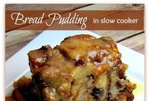 Desserts - Slow Cooker Recipes / by The Sassy Slow Cooker