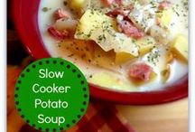 Soup and Stew - Slow Cooker Recipes / by The Sassy Slow Cooker