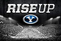 BYU Football Rise and Shout / by John Stevens