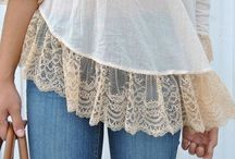 Sewing: Refashion / by Nicoletta Bologna
