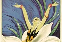 Jugendstil/Art Deco/Art Nouveau / by Roos Rook
