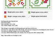 Biscornu Charts / by Sarah