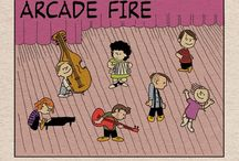Arcade Fire / by The Sioux