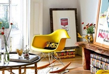 Home Inspiration / by Julie Brouillette