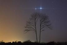 sun. moon. stars. galaxies.  / by Michele Miller