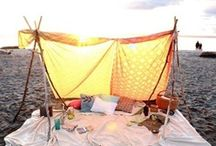 Just Beachy / by Anisa - Lazy Homesteader