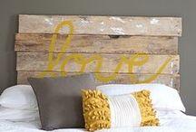 Bedroom DIY / by Anisa - Lazy Homesteader