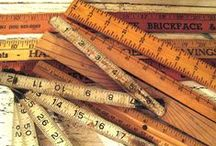 Crafty - Measure Up. / by Jill Fluckiger