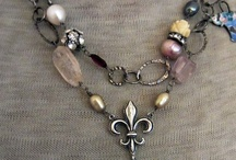 Vintage Assemblage Necklaces / by Kelly Cunningham Loya