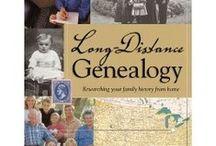 GENEALOGY / by Sue Lauderman Mayfield