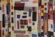 Inspiring Quilts and Stitchery / More art than craft / by Stephanie Boon