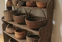 Primitive Baskets / by deb shockley
