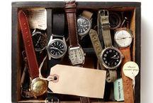 Men's Watches / by Pepe Jaya