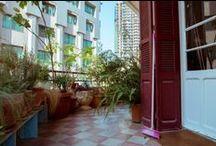 Garden & balcony / by Fairy Tale