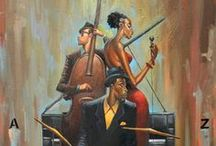 ALL THAT JAZZ / ALL THAT JAZZ / by rickki Connell