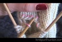 knitting / by Carola Di Felice