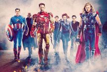Superheros :) / by Emily Grace Coble