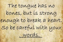Quotes: Clever Words & Wisdom / by Angie Rowe
