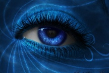Color: Eye See Blue / by Angie Rowe