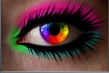 Color: Eye See Rainbows / by Angie Rowe