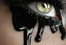 Color: Eye See Black / by Angie Rowe
