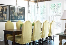 Design: Dining In / by Angie Rowe