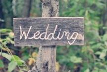 Rustic Wedding Ideas / by Jexa Design