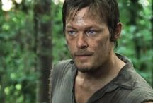 Daryl Dixon / Uses a crossbow, hunts and tracks, what's not to love? / by Stephanie Campbell