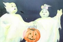 Halloween+ / Fall is our time of year!! / by Jennifer C.