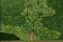 art, illustration, poster / by sarafiina