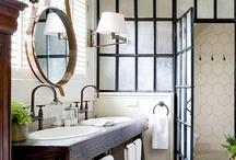 Bathroom Inspirations / by Meritt Larson