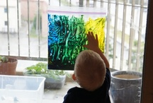 Learning can be fun! / I have a new Grandson and am a retired teacher. I collect the ideas for his mom and dad and for me when ever he comes to visit or I go up north to see them.  Mostly early childhood stuff and some primary learning for now.  / by Martie ...