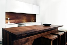 Kitchens / by Ezra Reimer